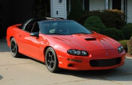 Chevrolet Camaro - Specs of wheel sizes, tires, PCD, Offset and Rims