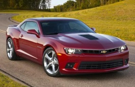 Chevrolet Camaro V Restyling Coupe