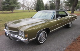 Chevrolet Caprice - Specs of wheel sizes, tires, PCD, Offset and