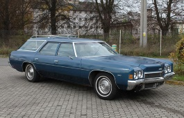 Chevrolet Caprice II Station Wagon