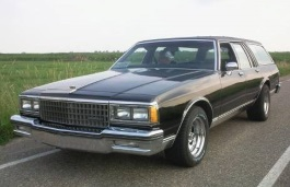 Chevrolet Caprice III Station Wagon