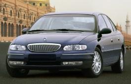 opony do Chevrolet Caprice V [1999 .. 2003] Saloon