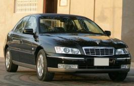 opony do Chevrolet Caprice V Restyling [2003 .. 2006] Saloon