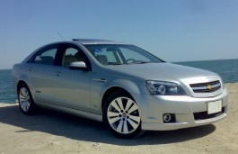 Chevrolet Caprice - Specs of wheel sizes, tires, PCD, Offset