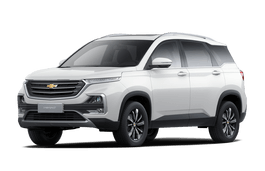 Chevrolet Captiva wheels and tires specs icon