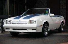 Chevrolet Cavalier I Convertible