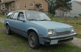 Chevrolet Cavalier I Station Wagon