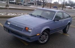 Chevrolet Cavalier I Hatchback