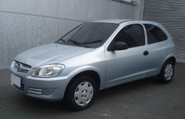 Chevrolet Celta Facelift Hatchback