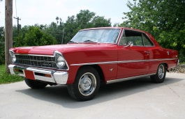雪佛兰 Chevy II II Hardtop