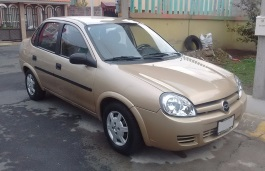 Chevrolet Chevy Facelift Седан
