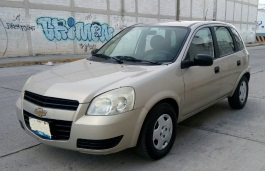 Chevrolet Chevy Facelift Hatchback