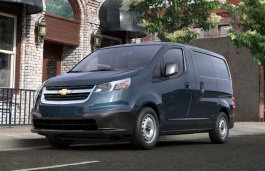 Chevrolet City Express MCV