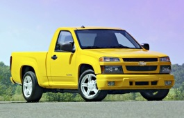 Chevrolet Colorado wheels and tires specs icon