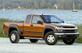 Chevrolet Colorado I (GMT355) Pickup Extended Cab
