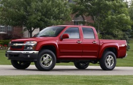 Chevrolet Colorado I (GMT355) Pickup Crew Cab