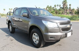 Chevrolet Colorado II (GMT31XX) Pickup Crew Cab