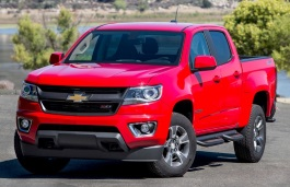 Chevrolet Colorado II Pickup Crew Cab