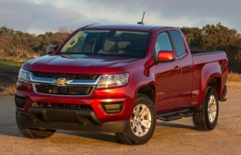 Chevrolet Colorado II Pickup Extended Cab
