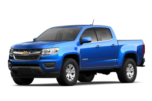 Chevrolet Colorado III Pickup Crew Cab