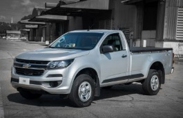 Chevrolet Colorado Pickup Standard Cab