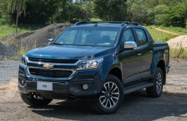 Chevrolet Colorado Pickup Extended Cab