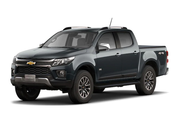 Chevrolet Colorado GMT31XX Facelift Pickup Double Cab