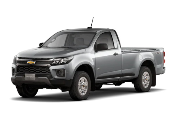Chevrolet Colorado GMT31XX Facelift Pickup Standard Cab