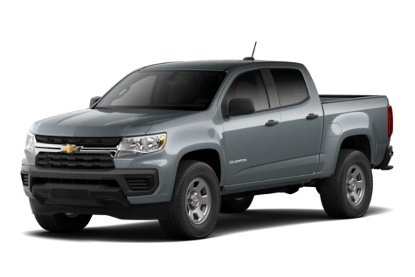 Chevrolet Colorado III Facelift Pickup Crew Cab