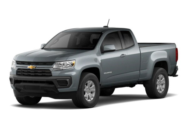 Chevrolet Colorado II Facelift Pickup Extended Cab