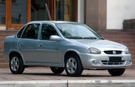 Chevrolet Corsa Berline