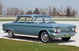 Chevrolet Corvair I Saloon
