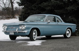 Chevrolet Corvair I Coupe