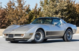 Chevrolet Corvette C3 Coupe
