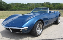 Chevrolet Corvette C3 Convertible