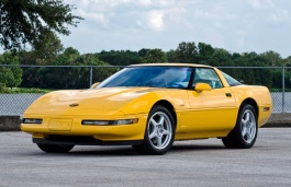 Chevrolet Corvette C4 Coupe
