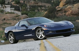Chevrolet Corvette C6 Coupe