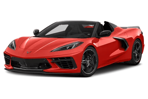 Chevrolet Corvette C8 Convertible