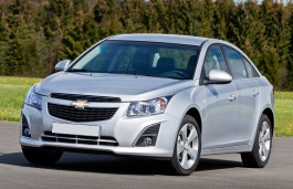 Chevrolet Cruze wheels and tires specs icon