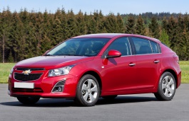 Chevrolet Cruze I Facelift (J305) Hatchback