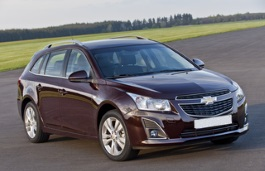 Chevrolet Cruze I Facelift (J308) Station Wagon