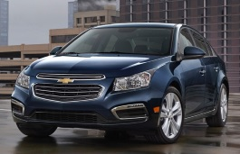 Chevrolet Cruze Limited Saloon