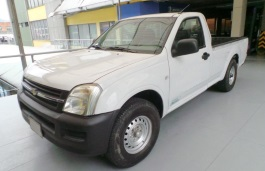 Chevrolet D-Max I Pickup Single Cab