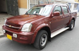 Chevrolet D-Max I Pickup Double Cab