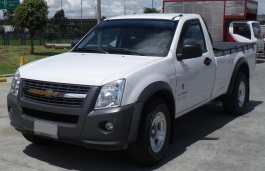 Chevrolet D-Max II Pickup Single Cab