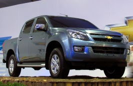 Chevrolet D-Max III Pickup Double Cab