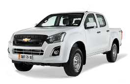 Chevrolet D-Max III Restyling Pickup Double Cab