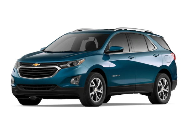 Chevrolet Equinox wheels and tires specs icon