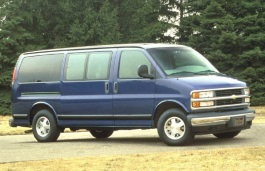 Chevrolet Express 2500 Van