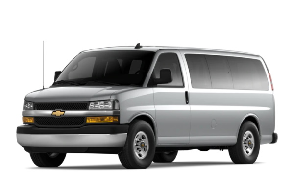 Chevrolet Express 3500 Facelift Passenger